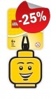 LEGO Bagage Label Jongen, slechts: € 5,99