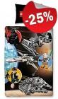 LEGO Dekbedovertrek Star Wars 2-in-1