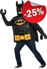 LEGO Kostuum Batman (Maat L-XL), slechts: € 44,99