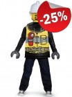 LEGO Kostuum Brandweerman (Maat 122-134), slechts: € 29,99