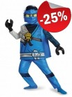 LEGO Kostuum Deluxe Jay (Maat 110-128), slechts: € 29,99