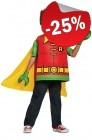 LEGO Kostuum Robin (Maat 122-134), slechts: € 29,99