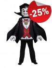 LEGO Kostuum Vampier (Maat 122-134), slechts: € 29,99