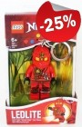 LEGO LED Sleutelhanger Ninjago Kai (Boxed)