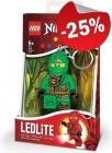 LEGO LED Sleutelhanger Ninjago Lloyd (Boxed)
