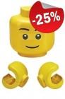 LEGO Masker Minifiguur Met Handen, slechts: € 18,74