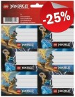 LEGO Ninjago Etiketten Luchtpiraten, slechts: € 1,49