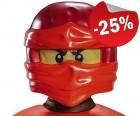 LEGO Ninjago Masker Kai, slechts: € 9,74