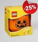 LEGO Storage Head L Pompoen, slechts: € 20,99