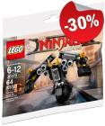 LEGO 30379 Quake Mech (Polybag), slechts: € 3,49