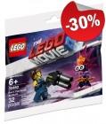 LEGO 30460 Rex's Plantimal Hinderlaag (Polybag), slechts: € 4,19