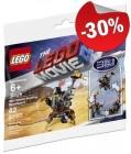 LEGO 30528  Mini Master-Building MetalBeard (Polybag), slechts: € 2,79