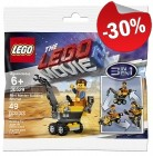 LEGO 30529 Mini Master-Building Emmet (Polybag, slechts: € 3,49