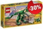 LEGO 31058 Machtige Dinosaurussen, slechts: € 12,59