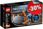 LEGO 42071 Afvalpersdozer, slechts: € 12,59