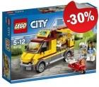 LEGO 60150 Pizza Bestelwagen, slechts: € 13,99