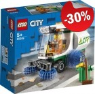 LEGO 60249 Straatveegmachine, slechts: € 6,99