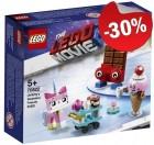 LEGO 70822 De Allerliefste Vrienden van Unikitty, slechts: € 6,99