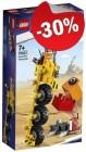 LEGO 70823 Emmets Driewieler, slechts: € 10,49