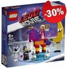 LEGO 70824 Maak Kennis met Koningin Wiedanook Watdanook, slechts: € 13,99