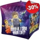 LEGO Cubez Folie Ballon The LEGO Movie, slechts: € 5,59