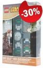 LEGO Kinderhorloge Star Wars Han Solo and Chewbacca, slechts: € 20,99