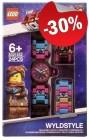 LEGO Kinderhorloge Minifiguur Link Wildstyle, slechts: € 20,99