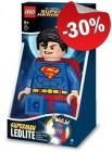 LEGO LED Zaklamp Superman, slechts: € 13,99