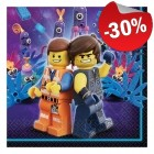 LEGO Servetten The LEGO Movie, slechts: € 2,79