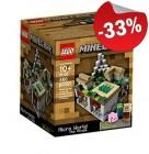 LEGO 21105 Minecraft Microworld - The Village