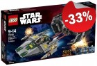 LEGO 75150 Vader's TIE Advanced VS A-wing Fighter