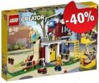 LEGO 31081 Modulair Skate Huis, slechts: € 26,99