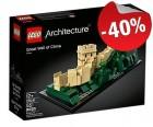 LEGO 21041 De Chinese Muur, slechts: € 35,99