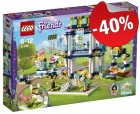 LEGO 41338 Stephanie's Sportstadion, slechts: € 23,99