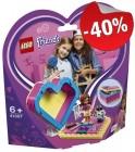 LEGO 41357 Olivia's Hartvormige Doos, slechts: € 4,79
