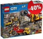LEGO 60188 Mijnbouw-Expertlocatie, slechts: € 53,99