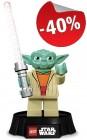LEGO LED Bureaulamp Yoda USB, slechts: € 29,99