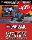 LEGO Ninjago Bouw je eigen Avontuur - De Beste Ninja Gevechten, slechts: € 11,99