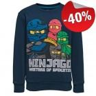 LEGO Sweatshirt DONKERBLAUW (M-72173 Maat 104), slechts: € 11,99