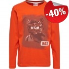LEGO T-Shirt Ninjago ORANJE (Teo 622 Maat 116), slechts: € 14,99