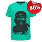 LEGO T-Shirt Ninjago GROEN (M-72508 Maat 116), slechts: € 7,79