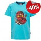 LEGO T-Shirt Ninjago BLAUW (Thomas 302 Maat 134), slechts: € 10,79