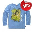 LEGO T-Shirt Ninjago LICHTBLAUW (Terry 202 Maat 152), slechts: € 14,99
