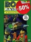 LEGO Interactief Puzzel Boek Rock Raiders