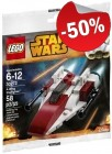 LEGO 30272 A-Wing Fighter (Polybag), slechts: ¬ 1,99