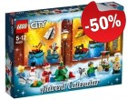 LEGO 60201 Advent Calendar 2018 City, slechts: € 14,99