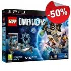 LEGO 71170 Dimensions Starter Pack PS3, slechts: € 35,00