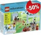 LEGO 9349 Historische Minifiguren, slechts: € 27,49