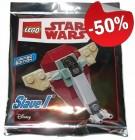 LEGO Boba Fett's Slave I (Polybag), slechts: € 1,00