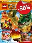LEGO Chima Magazine 2015 Nummer 6